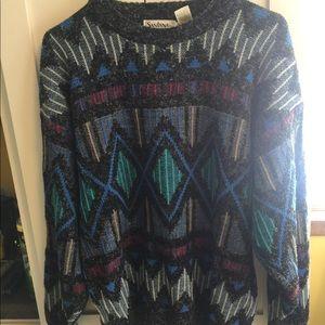 Santana coogi sweater